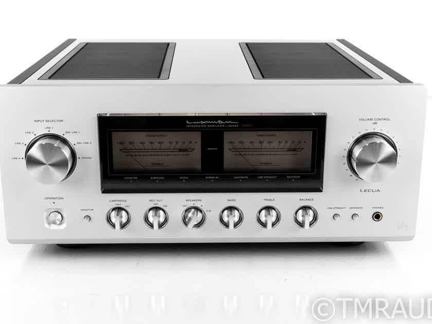 Luxman L-590AX II Stereo Integrated Amplifier; MM/MC Phono; Remote (20818)