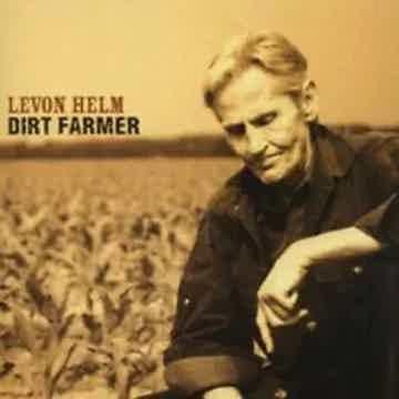 Levon Helm Dirt Farmer - LP