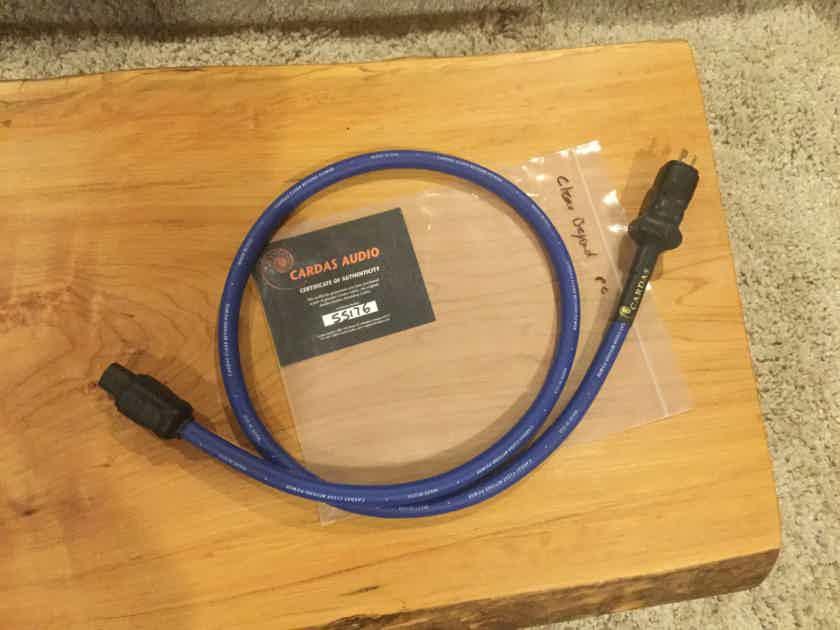 Cardas Audio Clear Beyond  1.5m power cord