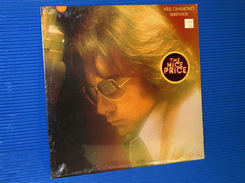 "NEIL DIAMOND  -  ""Serenade"" -  Columbia 1974 SEALED"