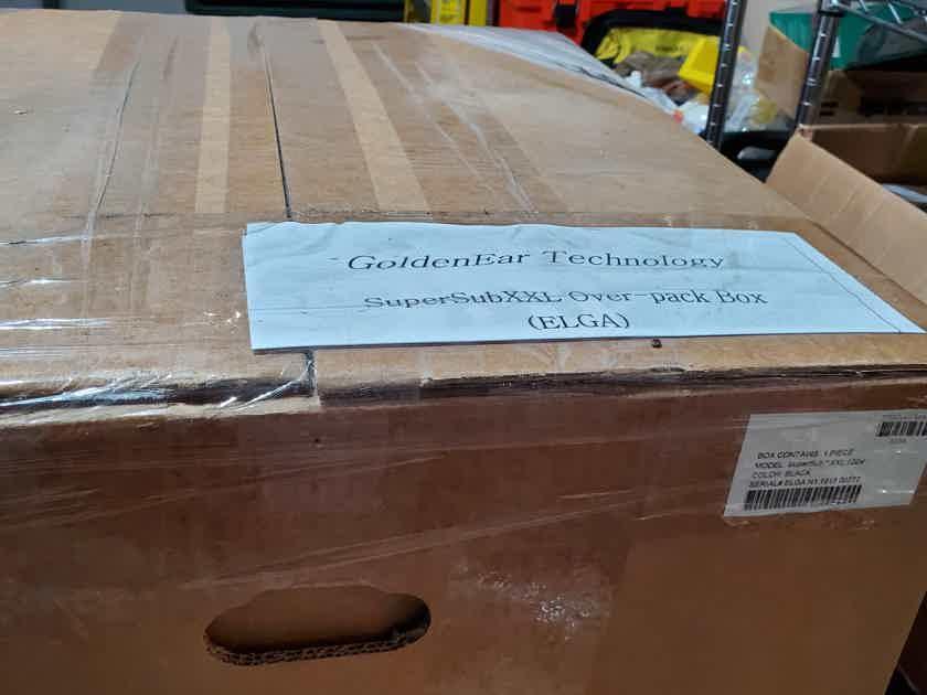 GoldenEar Technology SuperSubXXL- Brand New Sealed in Box