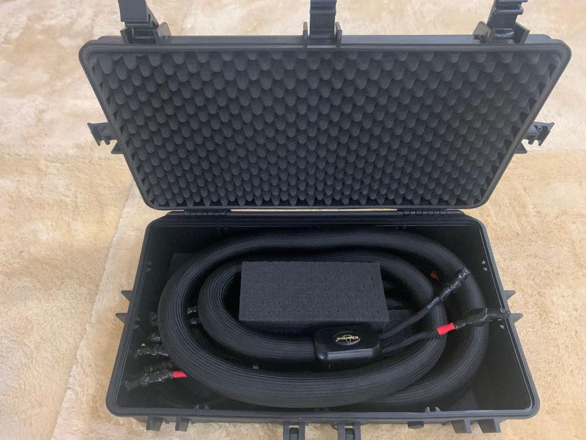 Kharma  KLC-GR-BW Bi-Wire Speaker Cable in 3m