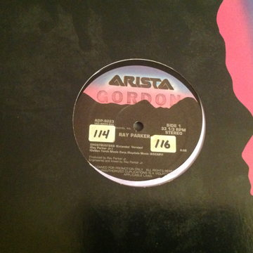 Ray Parker Jr. Ghostbusters 12 Inch