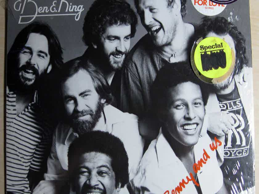 Average White Band & Ben E. King - Benny And Us - 1977 Atlantic SD 19105