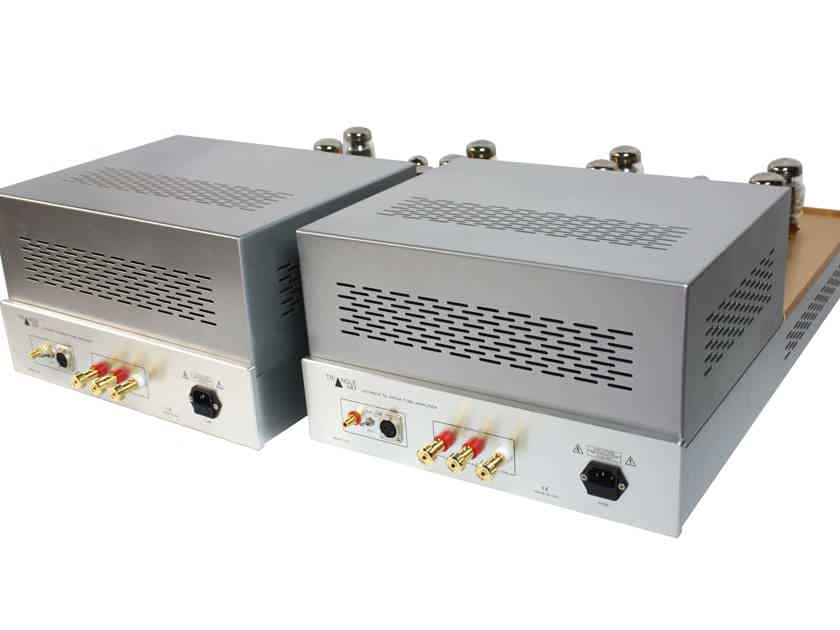 TrtiangleArt Ultimate 350M Tube Monoblock Amplifier