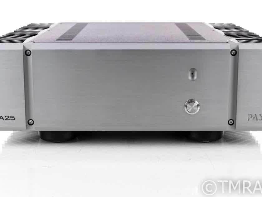 Pass Labs XA25 Stereo Power Amplifier; XA-25 (20072)