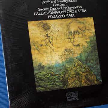 "STRAUSS / Mata  - ""Death & Transfiguration"" - RCA digit..."