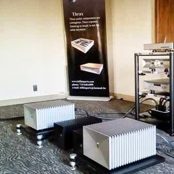 Thrax Audio Teres 250 Watt Hybrid Monoblocks