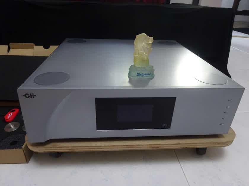 CH Precision P1 Dual Mono MM/MC Phono Equalizer