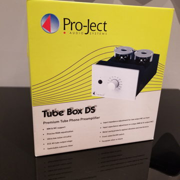Pro-Ject Audio Systems Tube Box DS