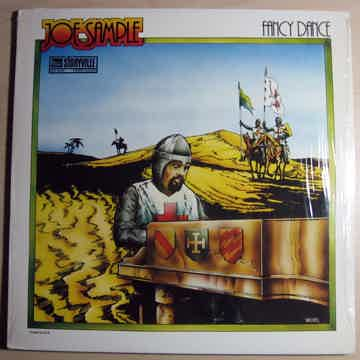 Joe Sample - Fancy Dance 1978 JAZZ EX Vinyl LP CANADA S...