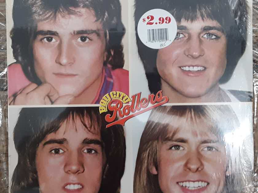 Bay City Rollers - Greatest Hits 1977 SEALED Vinyl LP Arista Records AB 4158