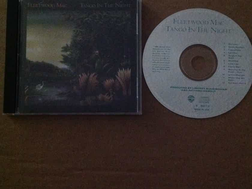 Fleetwood Mac - Tango In The Night Not Remastered Compact Disc  Warner Brothers Records