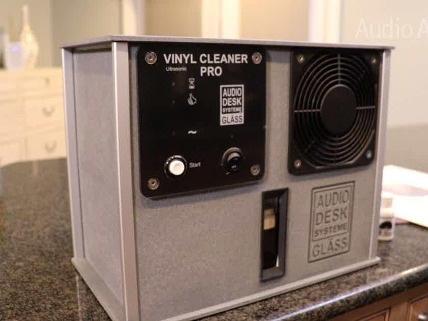 Audio Desk Systeme's Vinyl Cleaner PRO X