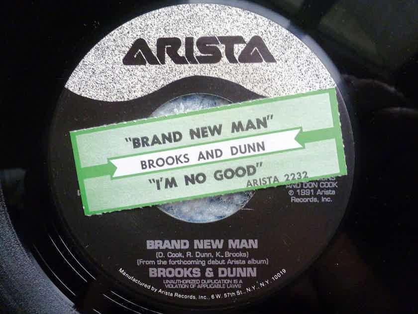 Brooks & Dunn Brand New Man / I'm No Good