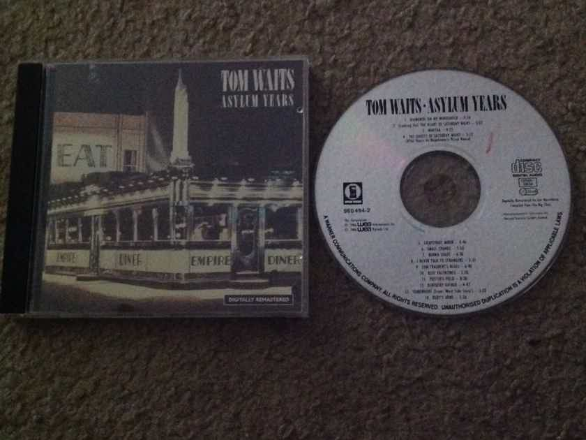 Tom Waits  - Asylum Years Asylum Records Germany Compact Disc