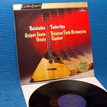 "OSIPOV STATE RUSSIAN ORCHESTRA   - ""Balalaika Favorites..."