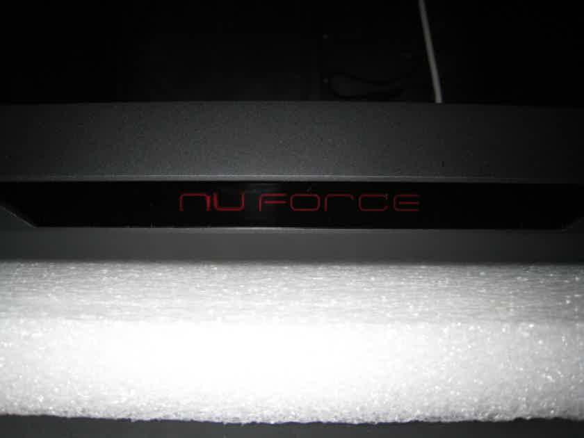 NuForce REF 18 Mono Power Amplifier