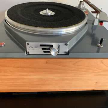 Micro Track Turntable