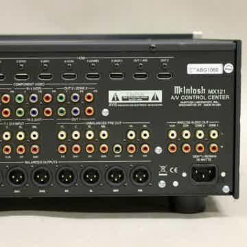 McIntosh MX-121