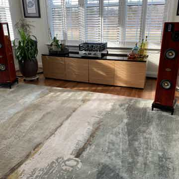 Accent Speaker Technology NOLA Metro Grand Reference Gold