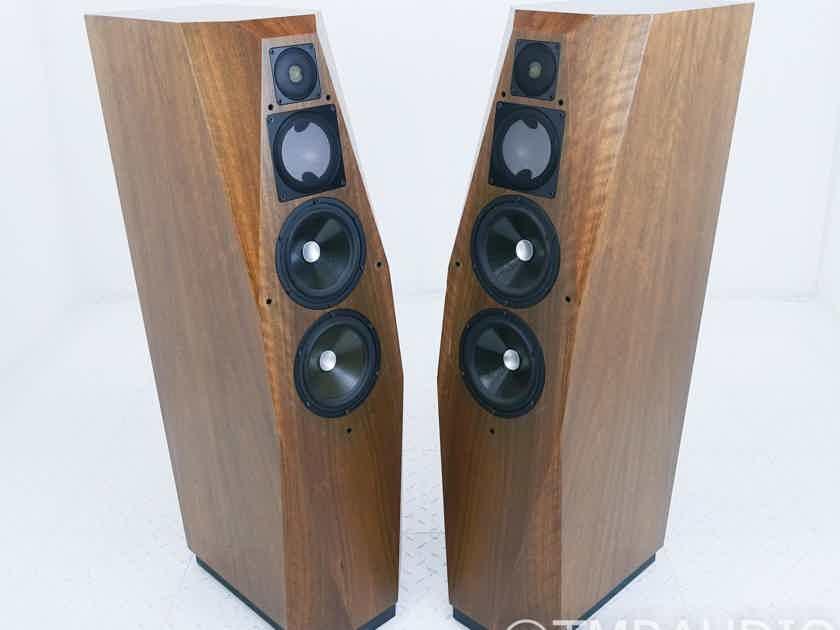 Avalon Acoustics Indra Floorstanding Speakers; Figured Walnut Pair (18025)