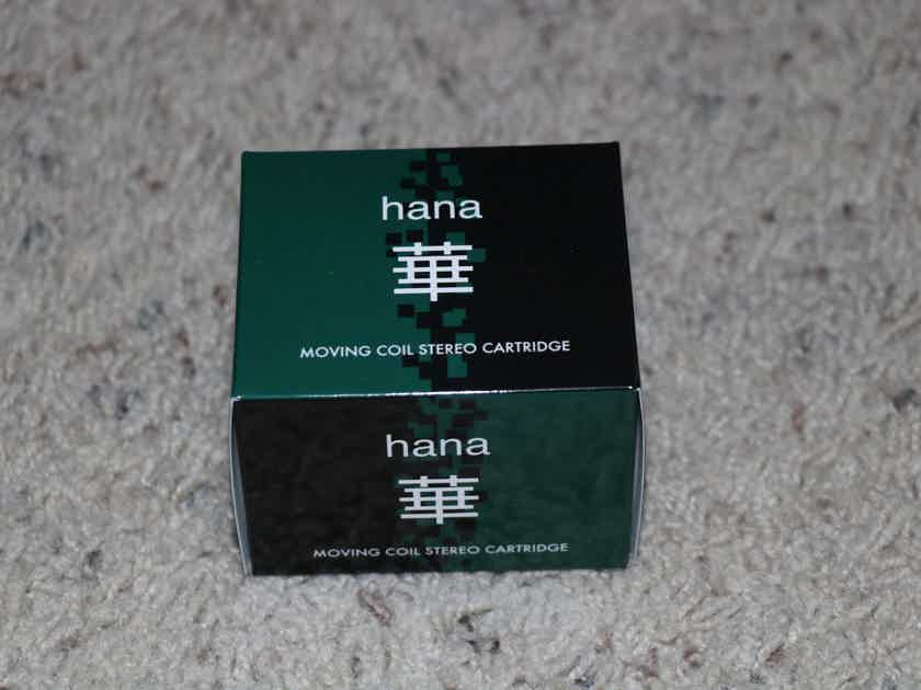 Hana SL low output moving coil cartridge ZERO hours