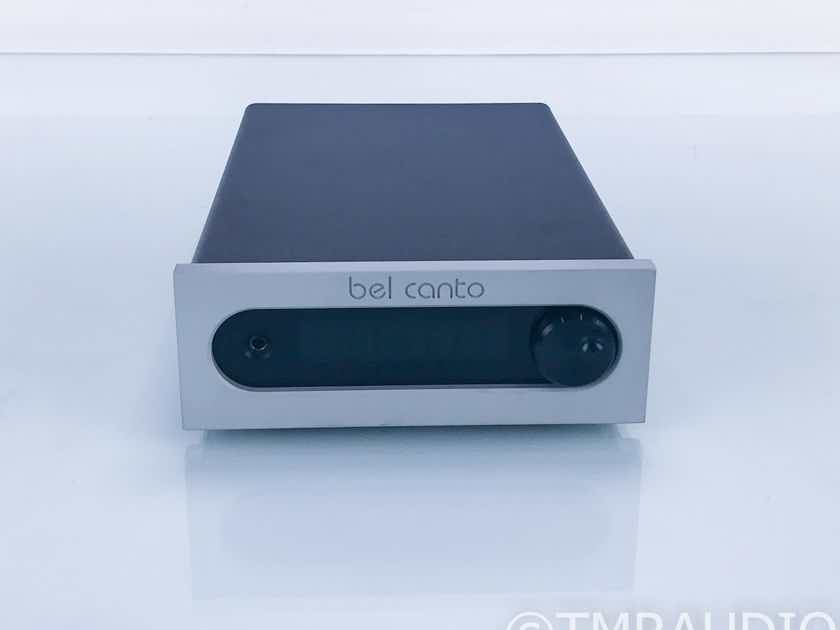 Bel Canto C7R Stereo Integrated Amplifier; C7-R; USB; MM Phono; Remote (17646)