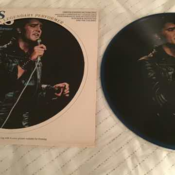 Elvis Presley  A Legendary Performer Volume 3 Picture Disc