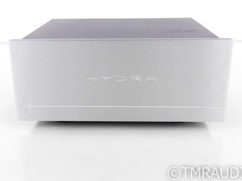 Shunyata Hydra 8 V2 Power Conditioner; 6ft Black Mamba HC Helix CX Power Cable (20262)
