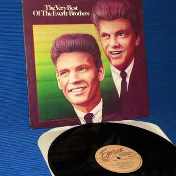 "THE EVERLY BROTHERS   - ""The Very Best of the Everly Br..."