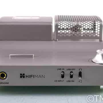 EF100 Tube Hybrid Headphone Amplifier