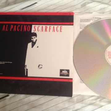 Al Pacino Scarface Widescreen Letterbox Edition