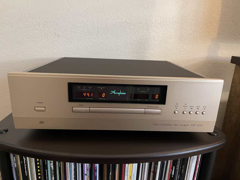 Accuphase DP-430 (US voltage)