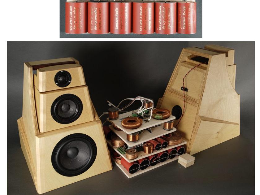 Troels Gravesen's Illuminator 5 Speakers