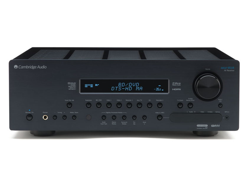 Cambridge Audio Azur 651R Home Cinema Receiver, with Full Warranty and Free Shipping