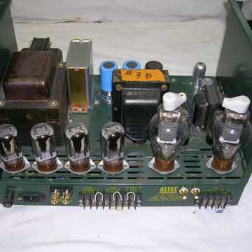 Altec...One of a pair 1570 tube amp
