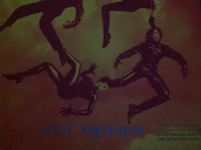 Chic - Mystique Warner  Records 12 Inch 7 Versions Promo Stamp Vinyl NM