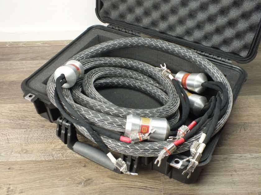 Kimber Kable KS-3038 speaker cables 2,5 metre