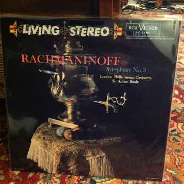 Rachmaninov Symphony No 3 London Philharmonic Orchestra...