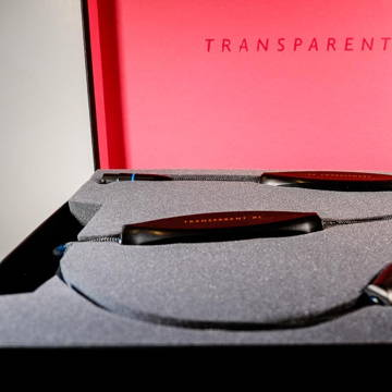 Transparent Audio ** Generation 5 ** Reference XL Balanced Interconnects