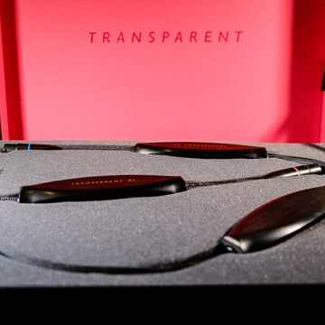 Transparent Audio ** Generation 5 ** Reference XL Balan...