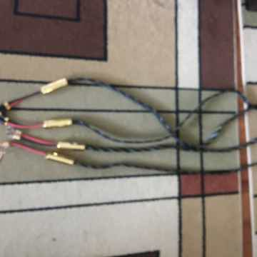 Xindak Speaker cables PRICE RED.