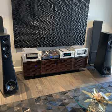 YG Acoustics Sonja 2 Series 2.2 (foundation components ...