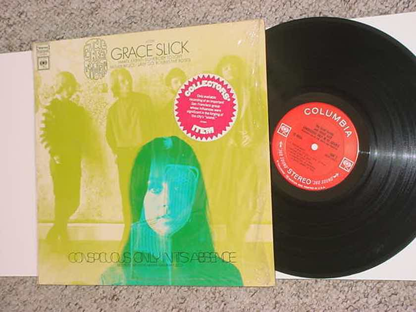 The great society with Grace Slick - lp record in shrink COLUMBIA CS 9624
