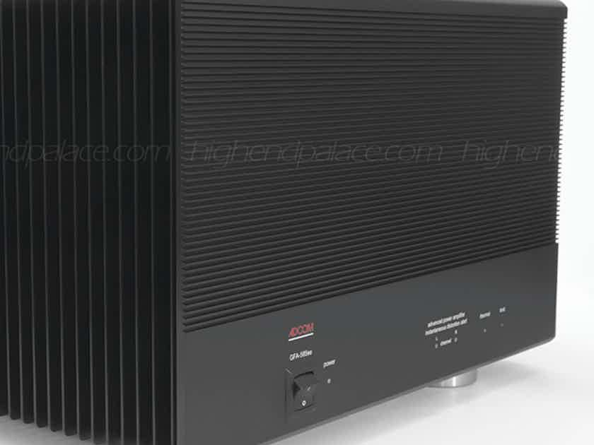 NEW! GFA-585SE Amplifier $2499. Holidays pricing with FREE Delivery. A 450 watts per channel beast!