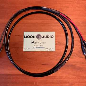 Moon Audio Black Dragon Premium Cable For Sennheiser HD...
