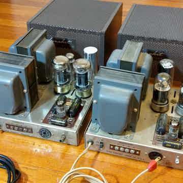 MK-III Mono Tube Power Amps