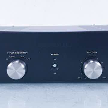 A25M Stereo Integrated Tube Amplifier