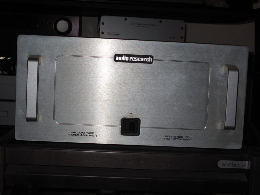 Audio Research Reference 150SE Silver PRICE REDUCTION